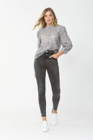 Evie Super High Rise Skinny