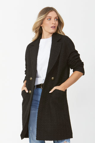 Lydia Relaxed Coat