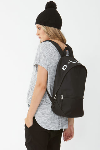 D-Luxe Recycled Logo Backpack