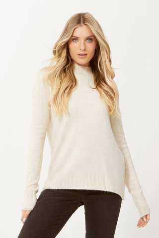 Asha High Neck Jumper