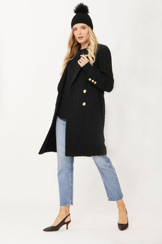 Vivien Textured Coat