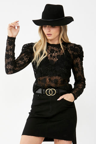 Sia Lace Top