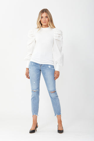Mika Puff Sleeve Top