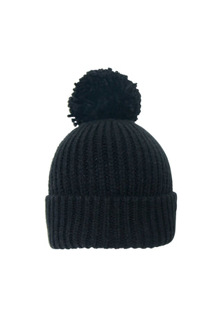 D-Luxe Nora Single Pom Beanie
