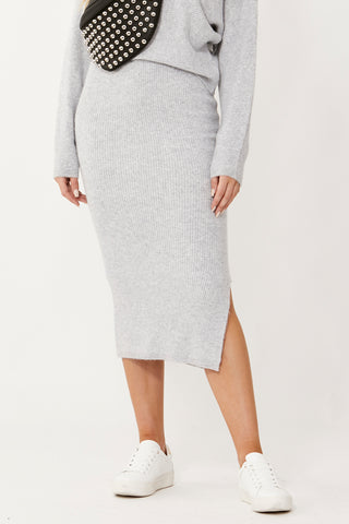 Louise Knit Skirt