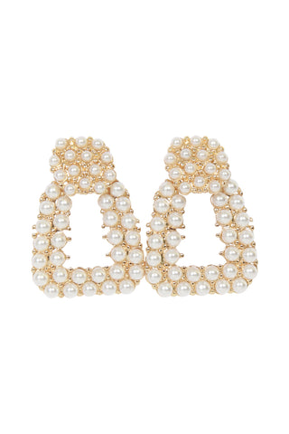 Heidi Pearl Earrings