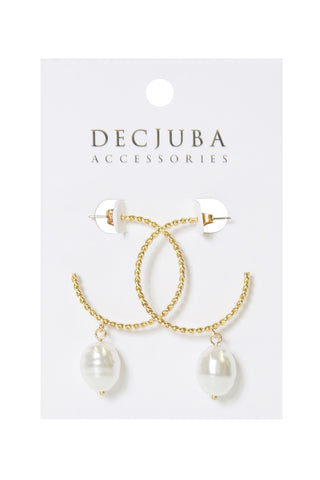 Ida Hoop Earrings