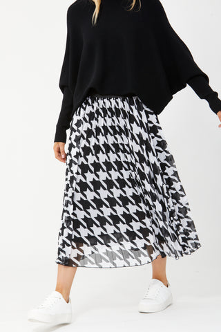 Lucy Pleated Skirt