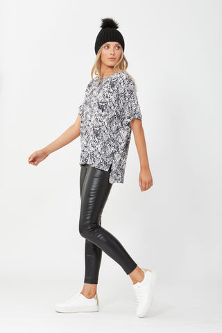 Amy Boxy Top