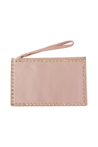 Charlottle Studded Pouch