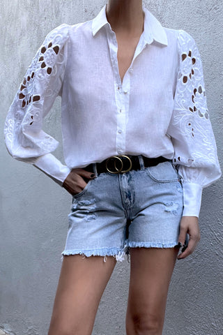 Blake Embroidered Shirt