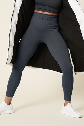 D-Luxe Active Rib 7/8 Legging