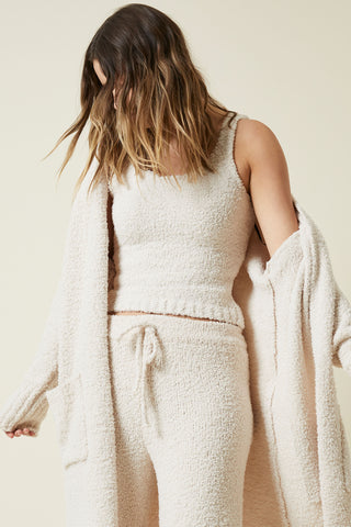 D-luxe Lounge Cosy Knit Tank
