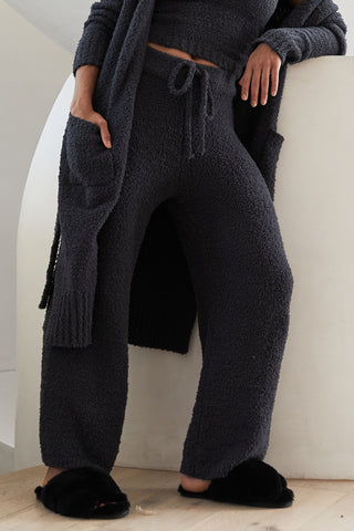 D-luxe Lounge Cosy Knit Pant