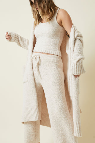 D-luxe Lounge Cosy Knit Cardi