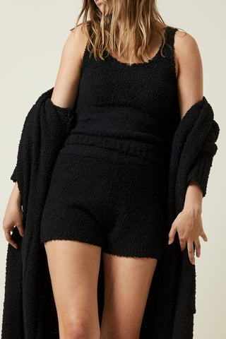 D-luxe Lounge Cosy Knit Short
