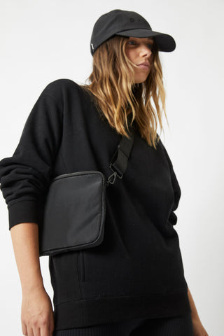 DLuxe Leah Nylon Crossbody Bag