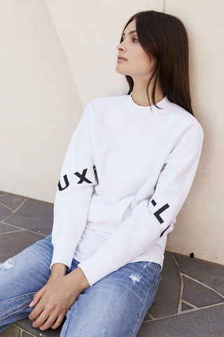 D-Luxe High Neck Sweat