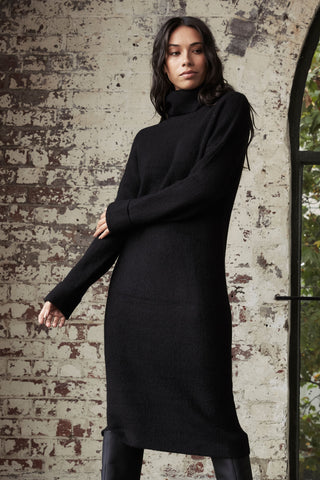 Rory Longline Knit Dress