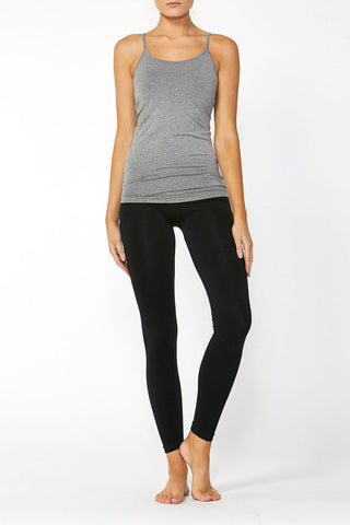 Seamless Basic Thin Strap Tank