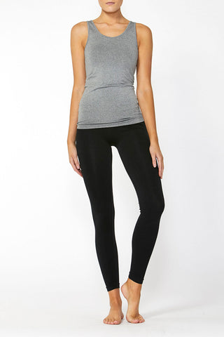 Seamless Basic Wide Strap Tank