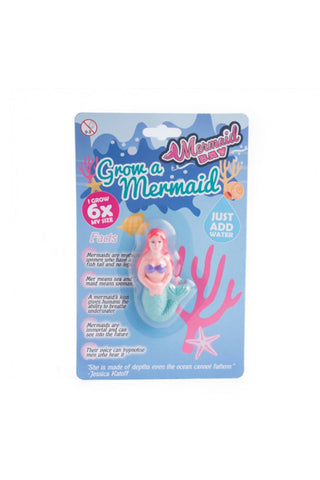 Kids Grow A Mermaid