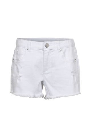 Kids Distressed Denim Short