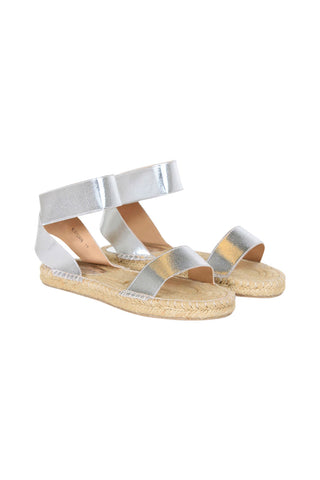 Kids Two Strap Espadrille