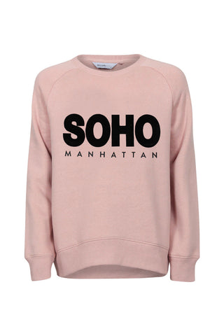 Kids Soho Crew Sweat