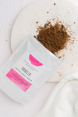 Kids OB Coffee Body Scrub