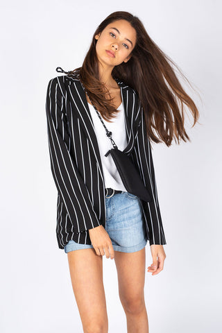 Kids Relaxed Blazer Jacket
