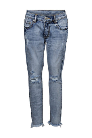 Girls Ella Distressed Jean