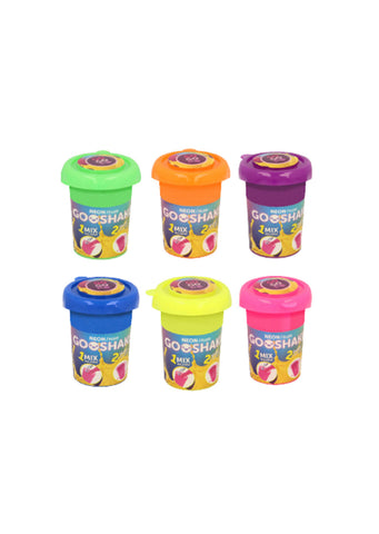 Kids Neon Putty Gooshakes