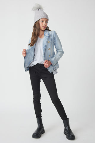 Girls Avery 5 Pocket Jean