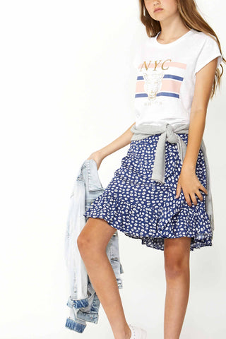 Kids Lola Wrap Skirt