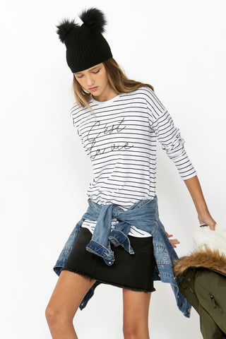Kids La Vie Long Sleeve Top