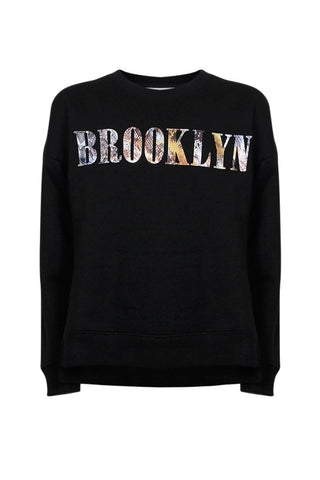 Kids Brooklyn Snakeskin Sweat