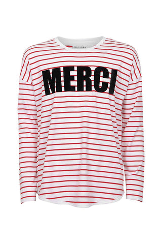 Kids Merci Long Sleeve  Top