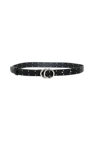 Kids Thin Studded DC Belt