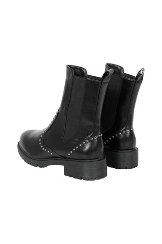 Kids Ruby Combat Boot