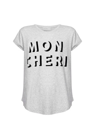 Kids Mon Cheri Shadow Tee