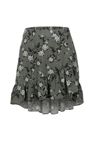 Kids Tully Print Skirt