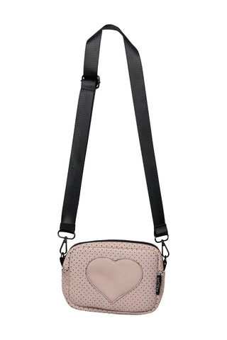 Kids Heart Neoprene Crossbody