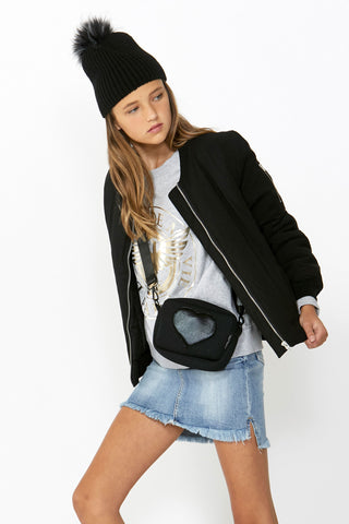 Kids Maci Bomber Jacket