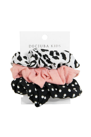 Kids Scrunchie 3 Pack