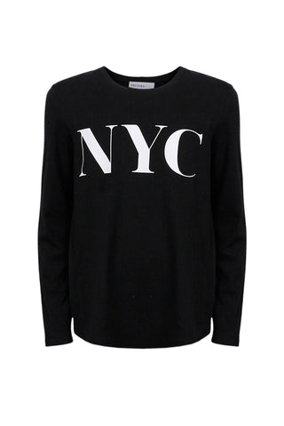 Kids NYC Long Sleeve Tee