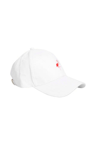 Kids Flamingo Embroidered Cap