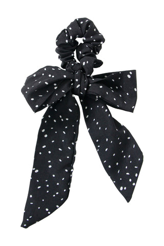 Kids Bow Hair Tie Scarf