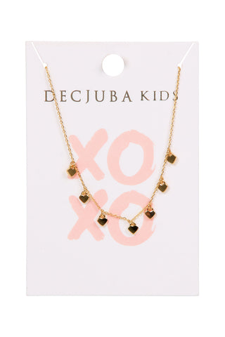 Kids Must Be Love Necklace