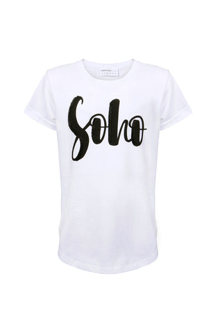 Kids Soho Beaded Tee